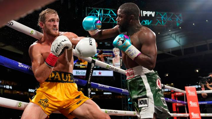 The Numbers Behind The Logan Paul vs Floyd Mayweather Boxing Exhibition Are Mindblowing