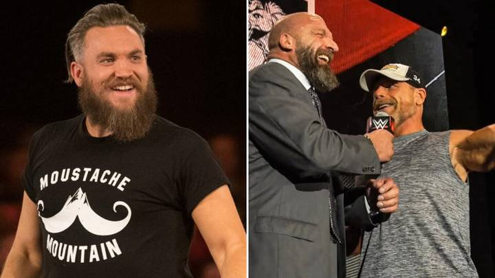 Trent Seven Discusses Working With Triple H And Shawn Michaels In NXT