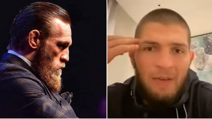 Khabib Nurmagomedov Explains Why He Will Never Give Conor McGregor A UFC Title Shot