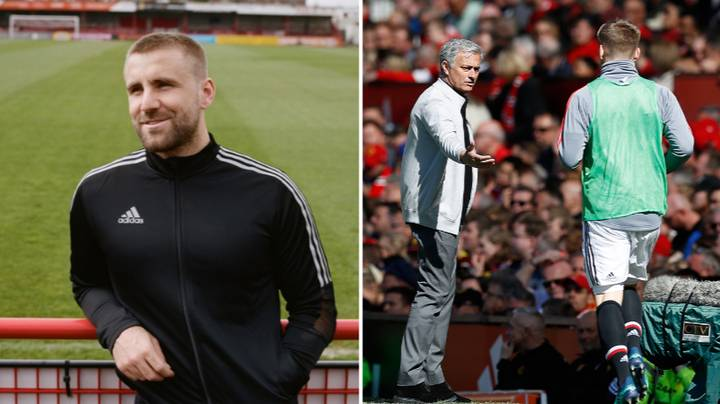 EXCLUSIVE: Luke Shaw Gives His Honest Thoughts On Jose Mourinho. 'Our Relationship Wasn't The Best'