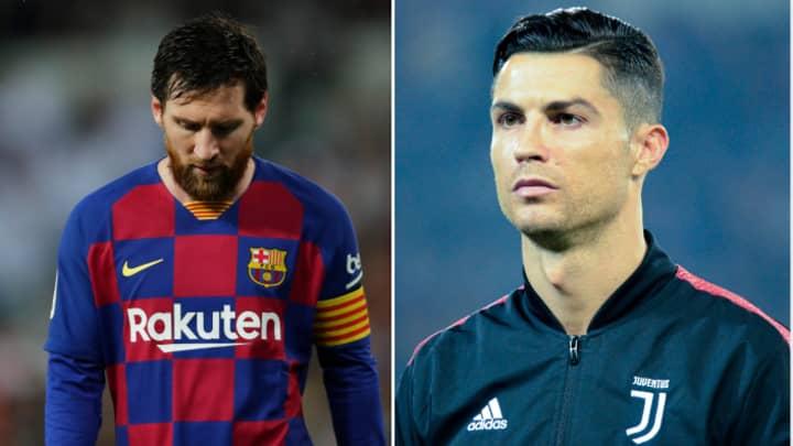 Lionel Messi's El Clasico Record Since Cristiano Ronaldo Left Real Madrid Is Shocking