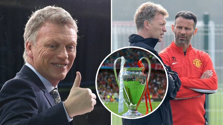 David Moyes Claims Manchester United Would 'Still Be In The Champions League' If He Were Managing Them