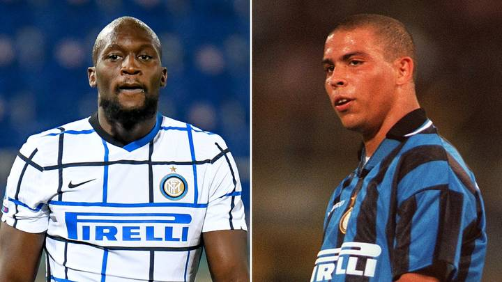 Romelu Lukaku Has Surpassed Ronaldo's Inter Milan Goalscoring Record In 13 Fewer Games
