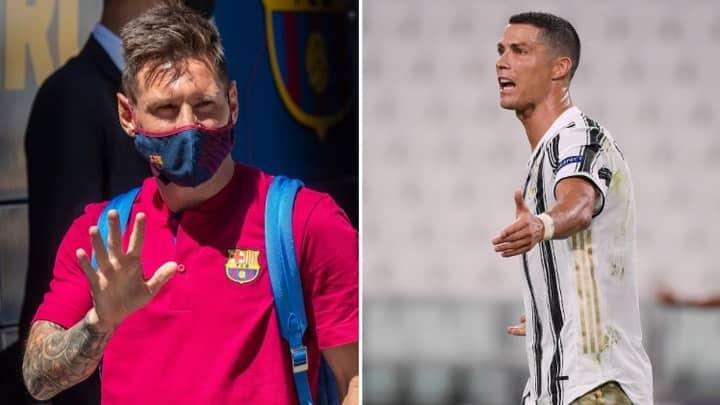 Cristiano Ronaldo's Representatives Have Replied To Barcelona Transfer Rumours