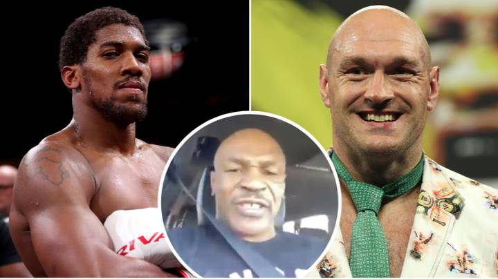 """A Recipe For Disaster"" - Mike Tyson Predicts Tyson Fury Vs. Anthony Joshua"