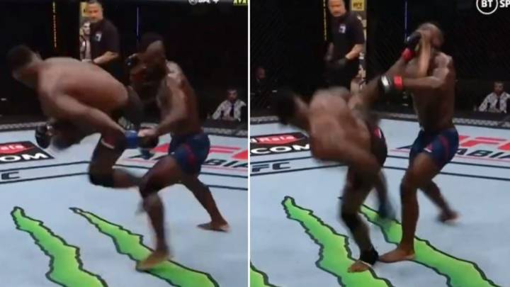 A Year Today, Joaquin Buckley Produced The Greatest Knockout In UFC History