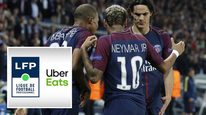 Fans Mock Ligue 1 After Uber Eats Become French League's Official Sponsor