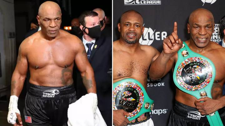 Mike Tyson Vs Roy Jones Jr Drew Over 1 Million Pay-Per-View Buys In 'Biggest Fight For Awhile'