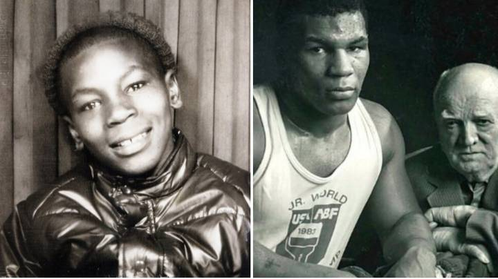 Mike Tyson Knocked Out Grown Men As A 12-Year Old Kid