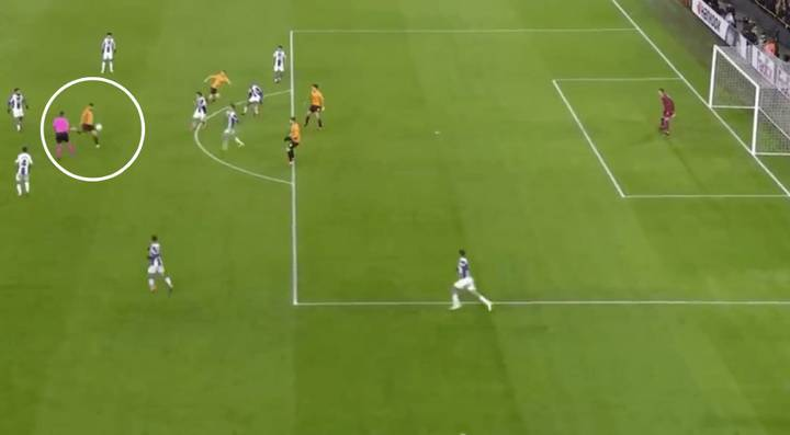Wolves Star Ruben Neves Scores Outrageous 30-Yard Screamer Against Espanyol