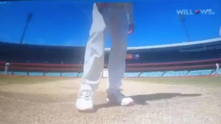 Steve Smith Accused Of Cheating Again After Video Shows Him Removing Rishabh Pant's Guard Marks