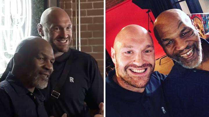 Tyson Fury Claims He's Been Offered And Accepted Mike Tyson Fight