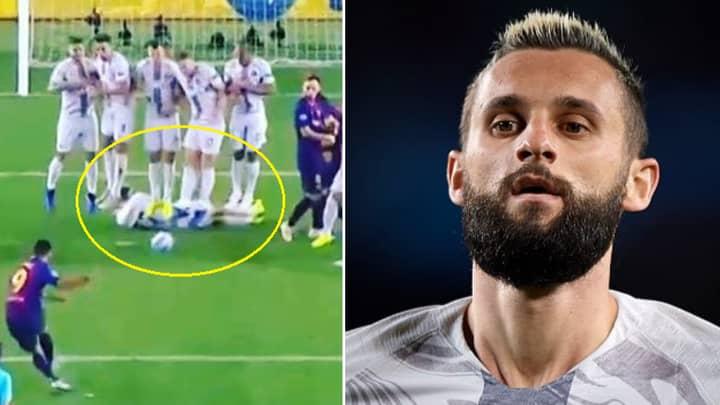 Inter Milan's Marcelo Brozovic Has Brilliantly Named His Genius Block