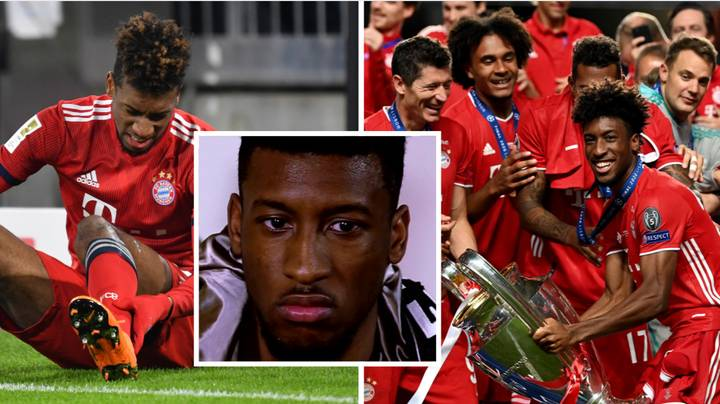 Kingsley Coman Has Gone From Contemplating Retirement To Winning His Team The Champions League In Just Over A Year