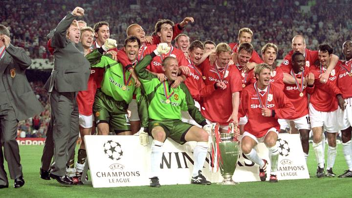 Manchester United's Treble Winners Are Statistically The Worst Champions League Winners