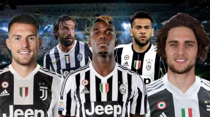 Adrien Rabiot Set To Juventus' Incredible List Of Free Transfers