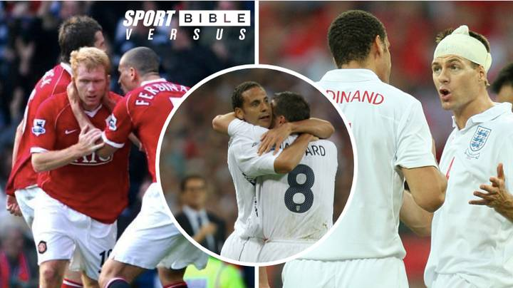 Rio Ferdinand Exclusive: Scholes Was A Conductor, Gerrard Did Everything And Lampard Was A Strong Character