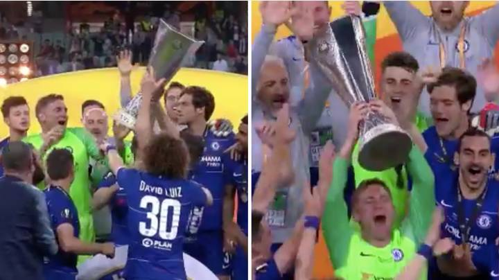 Chelsea Release Hilarious Video To Celebrate One Year Since The 'Hero Of Baku' Rob Green Signed