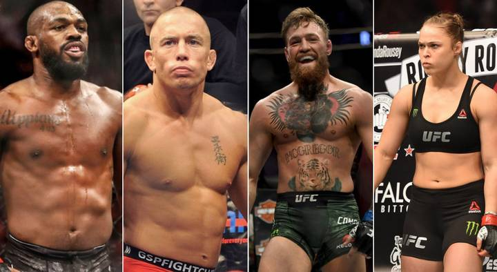 The Top 10 Richest UFC Fighters Of 2020 Have Been Revealed
