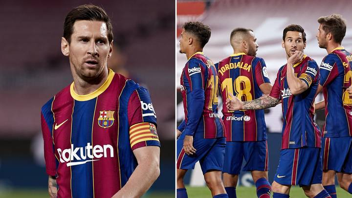 """Barcelona Preparing For More Wage Cuts, """"Players Could Walk For Free"""""""