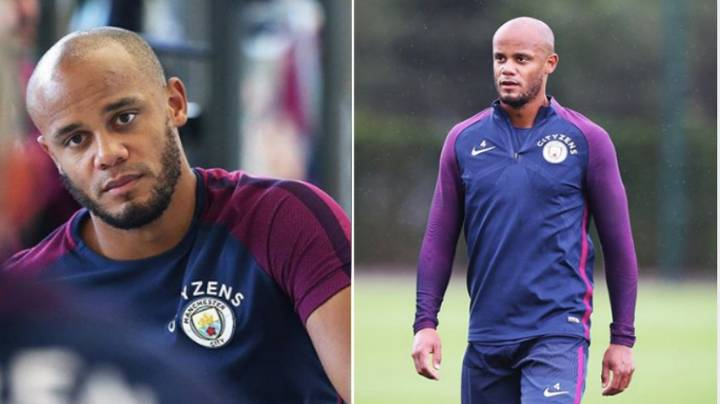 Vincent Kompany To Donate Season Of Pay To Helping The Homeless