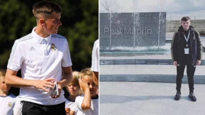 Meet 'The World's Youngest Senior Football Manager' Who Is Working With Real Madrid