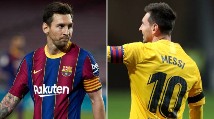 Lionel Messi Omitted From Barcelona Squad To Face Dynamo Kiev In Champions League
