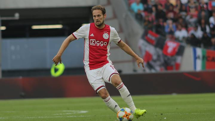 Ajax Defender Daley Blind Diagnosed With Heart Condition