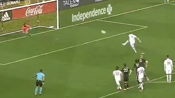 Gonzalo Higuain Balloons Penalty Over The Bar On Inter Miami Debut