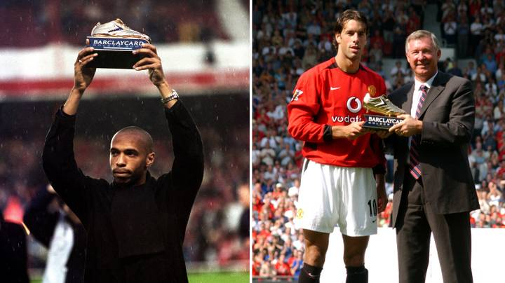 Thierry Henry Reacts To Ruud van Nistelrooy Being 'Obsessed' Over Him
