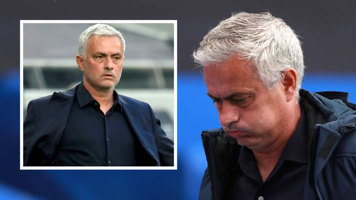 Jose Mourinho Is The Fourth Most Likely Premier League Manager To Be Sacked First