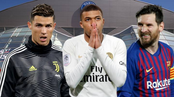 Mbappé Has A Better Goalscoring Record Than Messi And Ronaldo When They Were 21