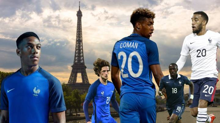 France's Reserve List Is Better Than England's World Cup Squad