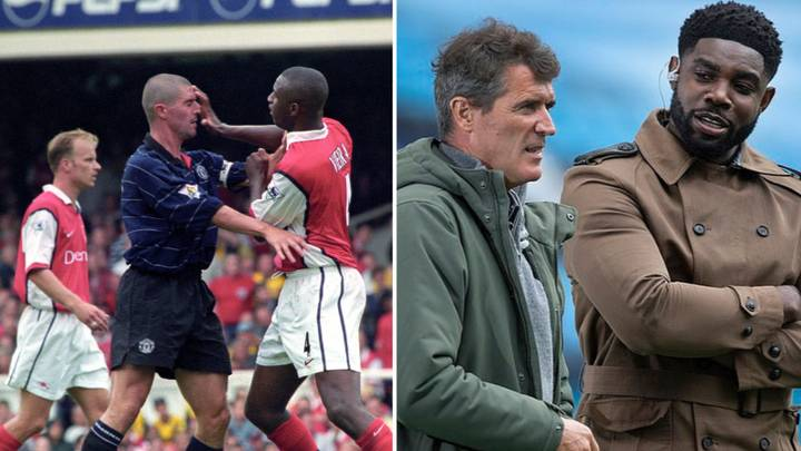 Micah Richards Explains Why Roy Keane Isn't Football's Ultimate Hardman