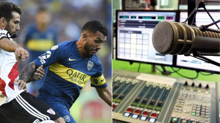 There Will Be A Special Radio Broadcast Of Boca-River Libertadores Final For Fans With Heart Conditions