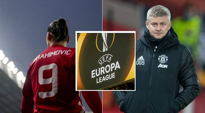 Manchester United To Face AC Milan In Europa League Last 16