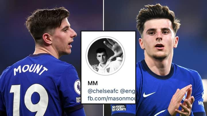 Fans Spot Mason Mount 'Liking' Post Of Transfer Target In A Chelsea Kit
