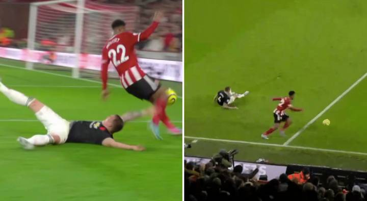 Phil Jones' Calamitous Error Gifts Sheffield United The Opener Against Manchester United