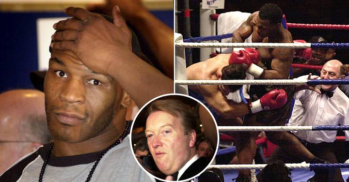 Mike Tyson In Glasgow: A Fake Penis, 38-Second Fight And Police Escort Home