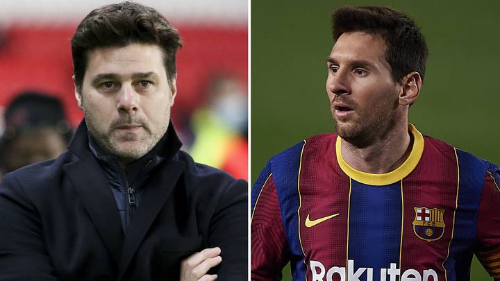 PSG Midfielder Leandro Paredes Confirms French Club Are Trying To Sign Lionel Messi From Barcelona