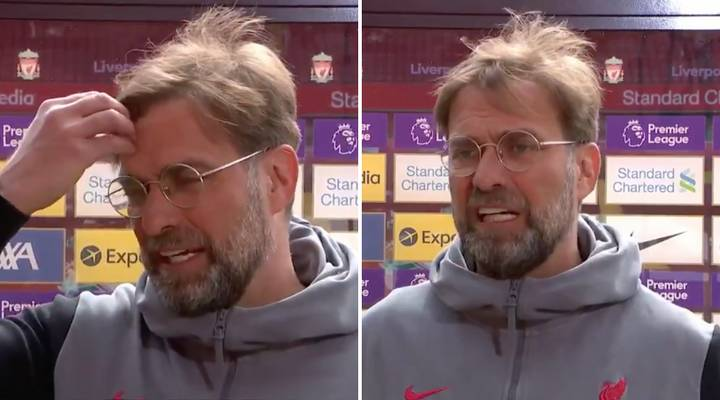Jurgen Klopp Tells Fans To 'Calm Down' Amid Protests From Arsenal And Chelsea Supporters