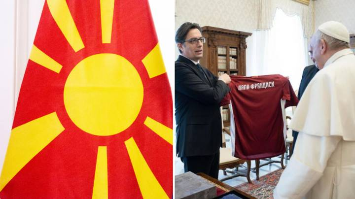 North Macedonia's Euro 2020 Kits Were So Bad They Immediately Apologised And Changed Them