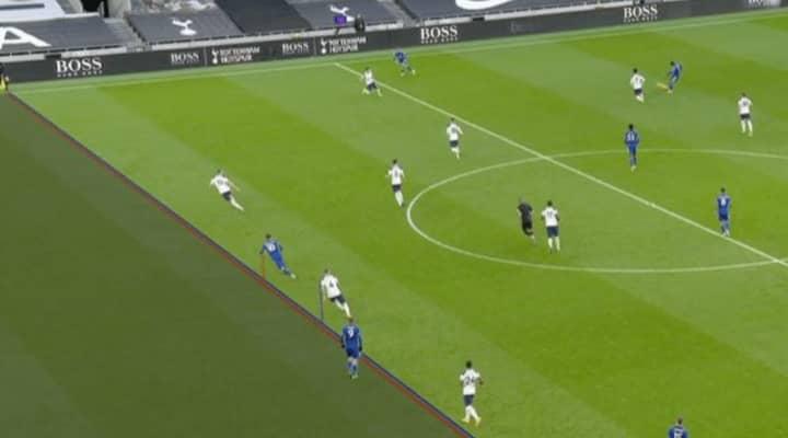 VAR Strikes Again To Deny Leicester City Goal v Tottenham With Dodgy Offside