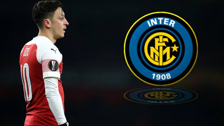 Inter Milan Propose Huge Transfer Condition In Attempt To Sign Mesut Ozil
