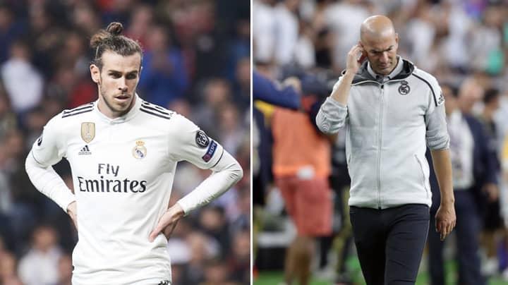 "Gareth Bale's Agent Calls Zinedine Zidane A ""Disgrace"" In Fierce Response"