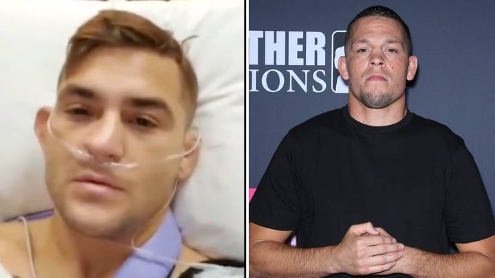 Nate Diaz Fires Back At Dustin Poirier With Savage Response Amid 'Doping' Scandal
