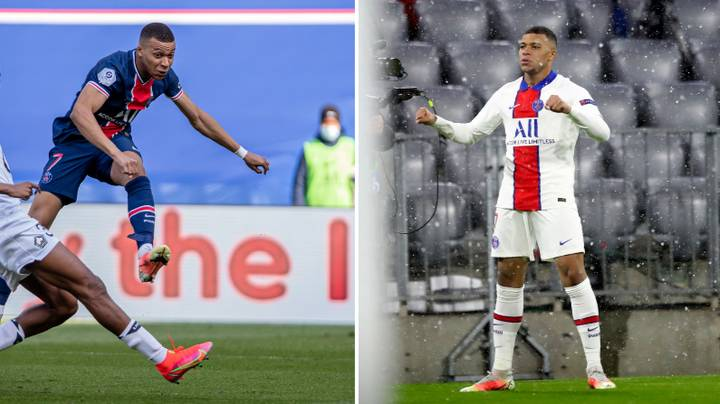 Kylian Mbappe Lovely Gesture After Fan Account Gets Banned On Instagram