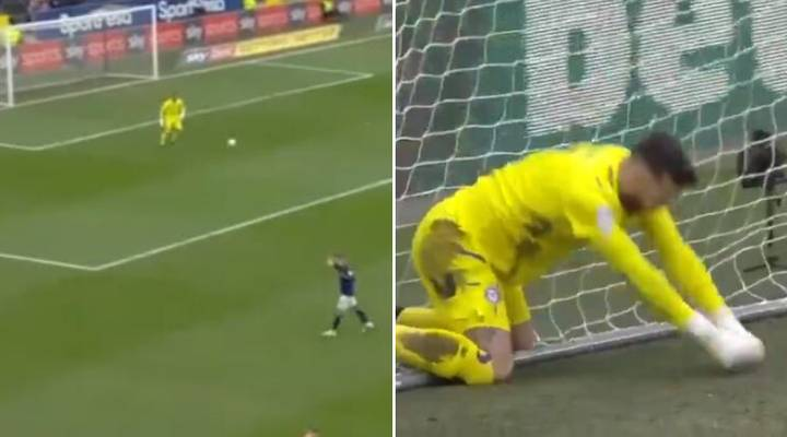 Brentford Goalkeeper David Raya Has An Absolute Mare With Own Goal