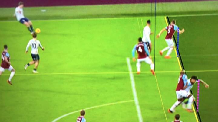 Aston Villa Denied Late Equaliser After Another Ridiculous VAR Call