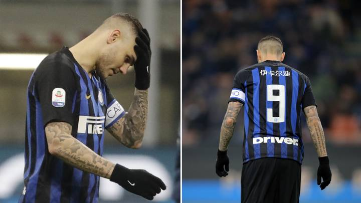 Inter Milan Preparing Stunning U-Turn On Mauro Icardi